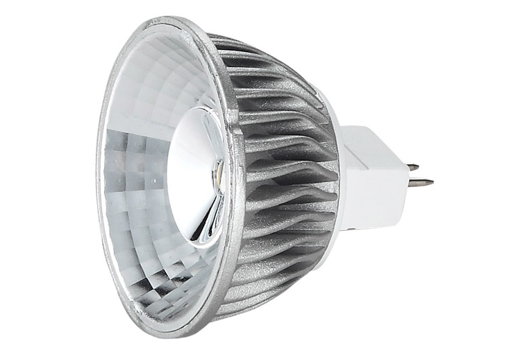 Led spot sharp volt watt vv watt warm wit mr