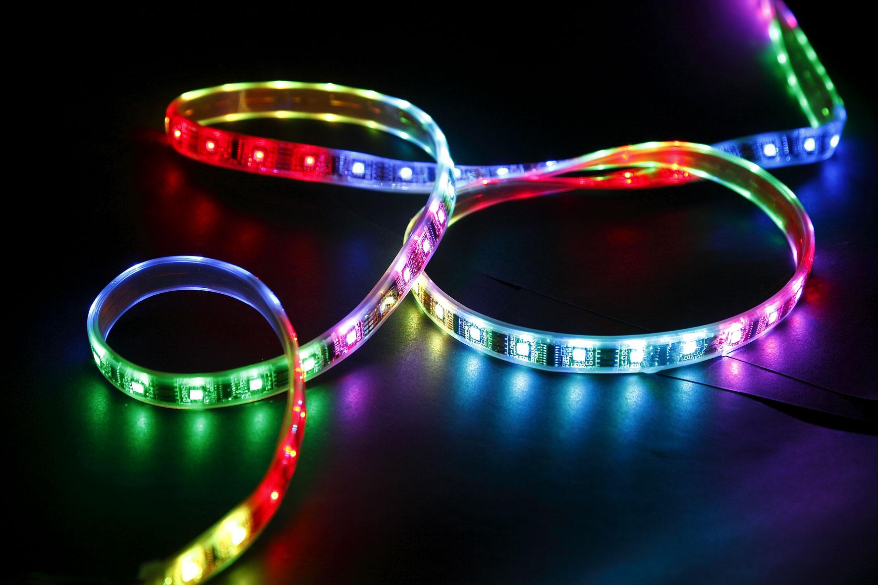 LED_Strip_variabel_150_LEDS Stilvolle Led Lampen 20 Watt Dekorationen