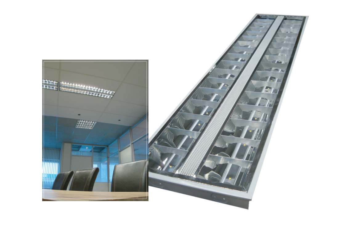Led tl armatuur led tl armaturen led verlichting en energie