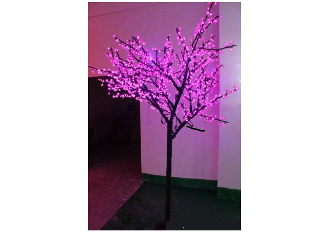 LED Boom | Cherry Rood | 2,50 M